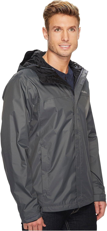 Columbia Mens Rain Jacket