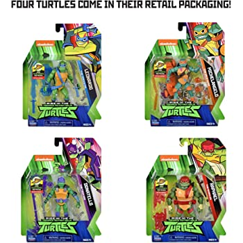 Funko 4445 Mystery Minis Las tortugas ninja mutantes adolescentes ...