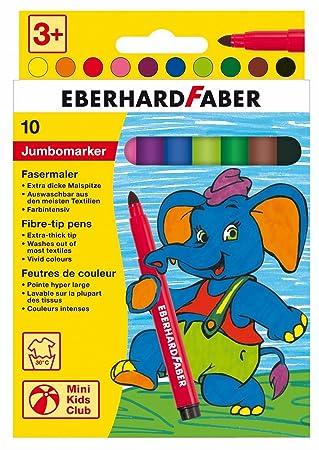 EBERHARD FABER Fasermaler Zaubermarker 9+1 Kartonetui