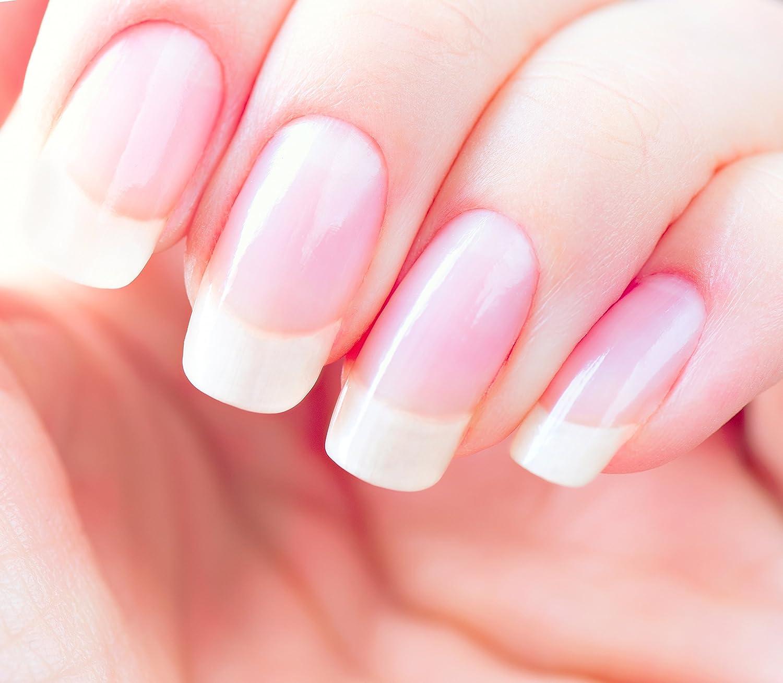 Amazon.com: ZEVA Nail Bright - One-Step French Manicure Nail Polish ...