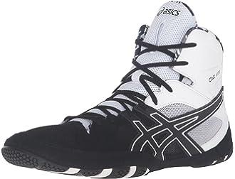 new style d3b19 3c0f6  3 ASICS Cael V7.0 Chaussures de catch pour homme