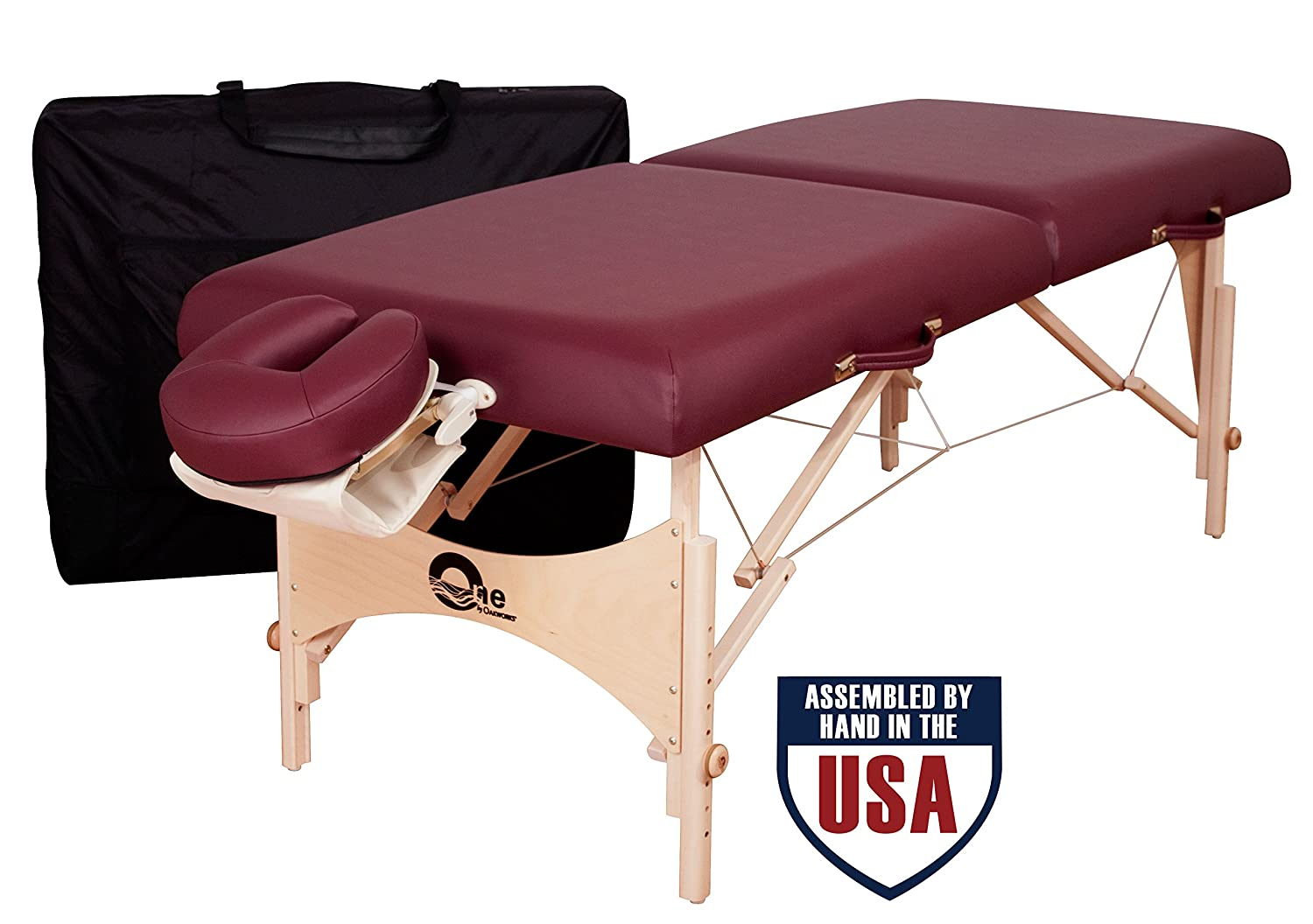 amazon com oakworks one massage table package sage beauty rh amazon com oakworks massage table electric oakworks massage table warmer