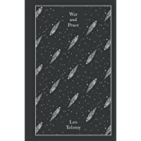 Clothbound Classics: War and Peace: Leo Tolstoy