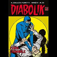 DIABOLIK (70): Furia criminale (Italian Edition)