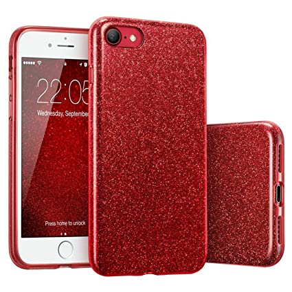 Amazon.com: Shockproof Glitter Soft Case for Huawei P20lite ...
