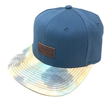 f78daaf5b99 Image Unavailable. Image not available for. Color  Vans Off The Wall Men s  Allover It Snapback Hat ...