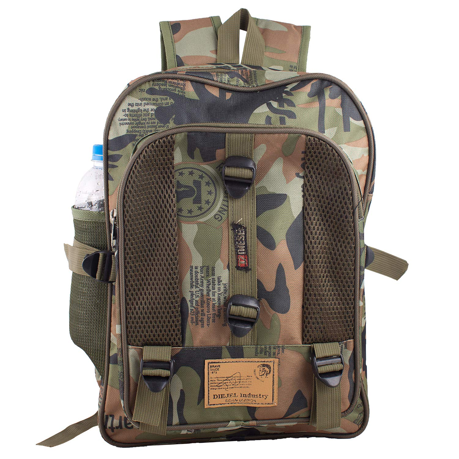 Cocksure Kid s Polyester 15 inches Fauji Military Print School Bag Stylish  Trendy Backpack for Kids Boys Girls of Age Under 4 to 10 Years  Amazon.in   Bags