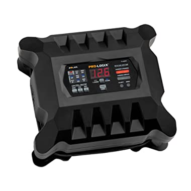 Clore Automotive Solar Pro-Logix PL2520 6/12V Battery Charger/Maintainer with Boost - 20 Amp