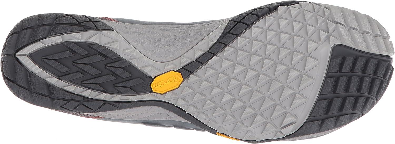 Merrell Mens Parkway Emboss Leather Sneaker