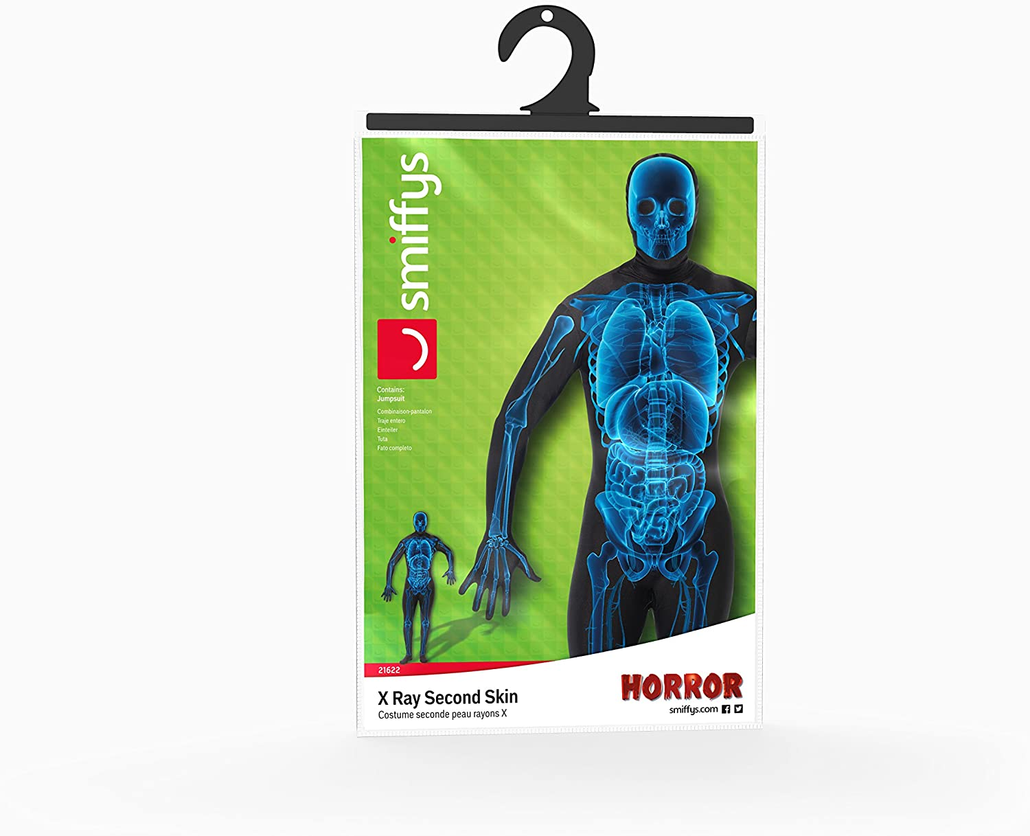 X-Ray 2nd Skin Suit Adult Costume
