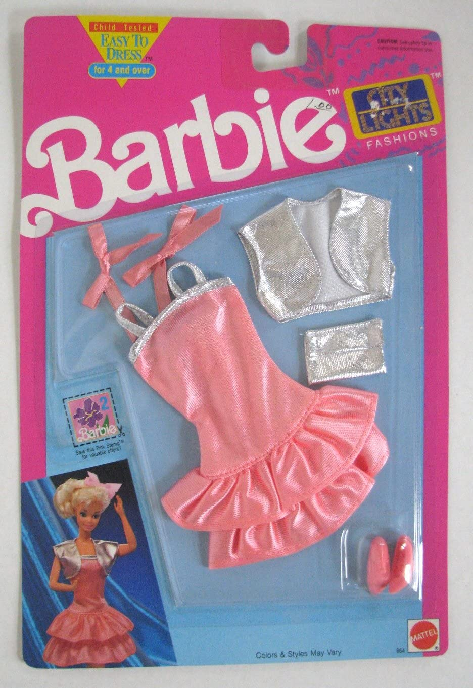 Barbie Doll Fashionistas Fashion Fever Cowboy High Heel Boots Shoes CHOOSE