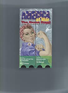 America at War-The Home Front: Vol. 1-4 [VHS]