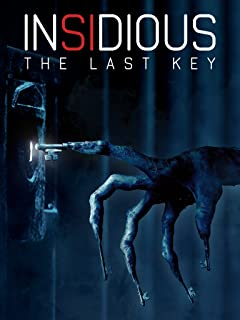 Book Cover: Insidious: Last Key