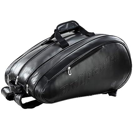 Paletero Bullpadel Avant S Leather Black LTD: Amazon.es: Deportes ...