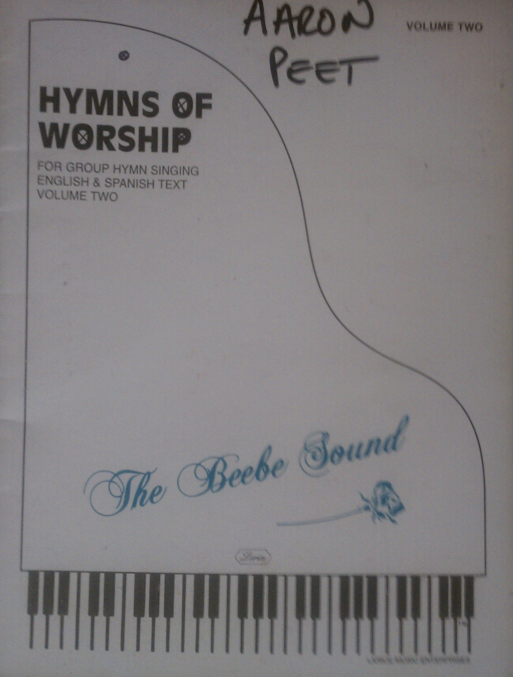 The Beebe Sound: Hymns of Worship Volume 2: Amazon com: Books