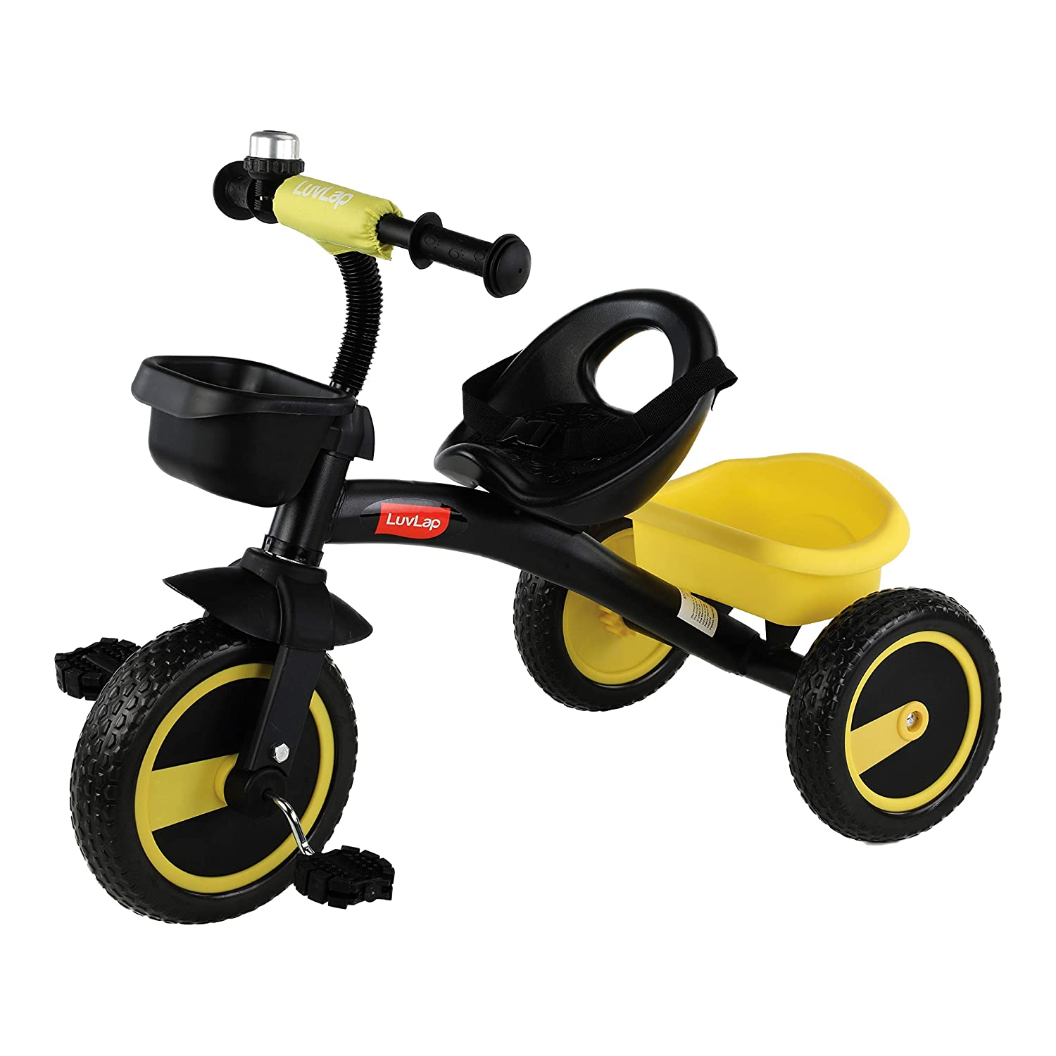 Luvlap Joy Baby Kids Tricycle with Full Metal Frame for ₹2,138