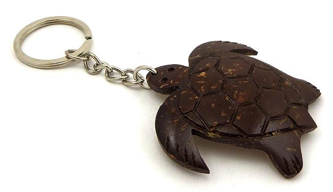 Turtle Keychain-Hawaiian turtle key chain-Turtle keychains- Turtle Keyring  -Key Rings 2ba5144d6f