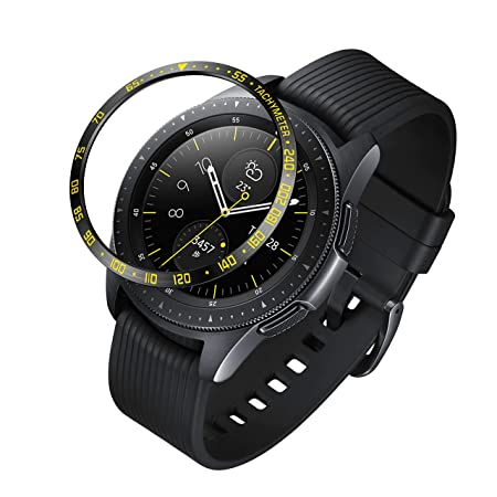 NotoCity Bisel Compatible Galaxy Watch 42mm/Gear Sport/Gear ...