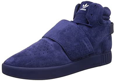 size 40 7a08a a9b1f adidas Originals Men's Tubular Invader Strap Shoes