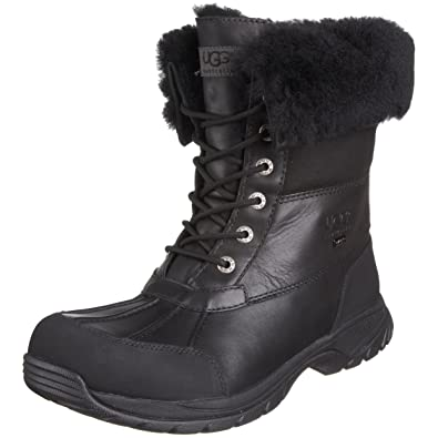 UGG Men's Butte Snow Boot, Black, ...