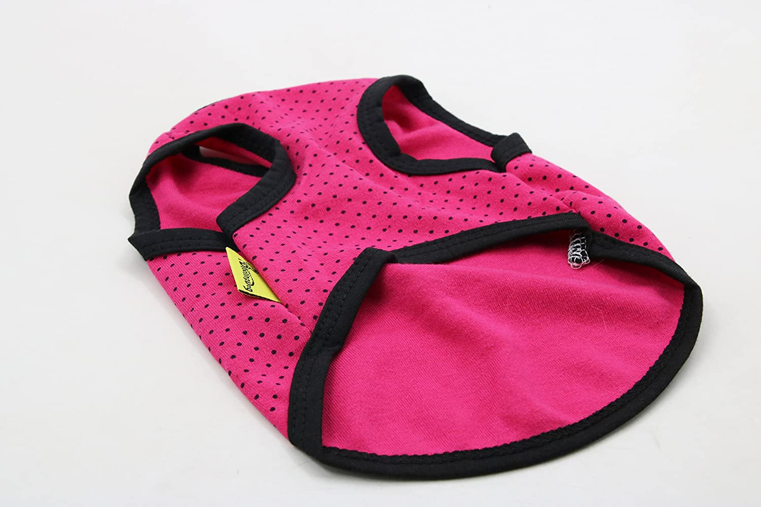 DroolingDog Pet Dog Clothes Cotton T-Shirt for Small Dogs