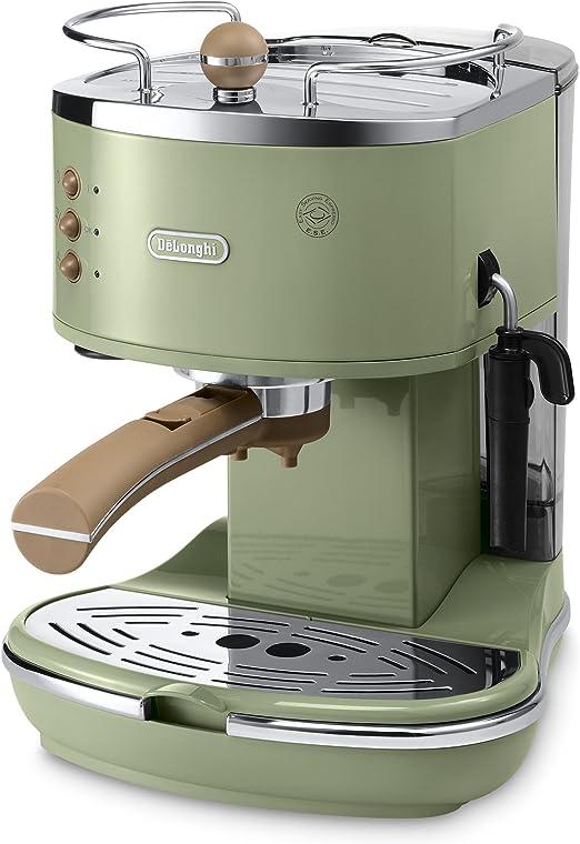 DeLonghi ECOV311.GR - Cafetera de goteo independient 1,4 l, 1100 W ...
