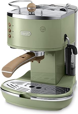 DeLonghi ECOV311.GR - Cafetera de goteo independient 1,4 l, 1100 W, color verde: Amazon.es: Hogar