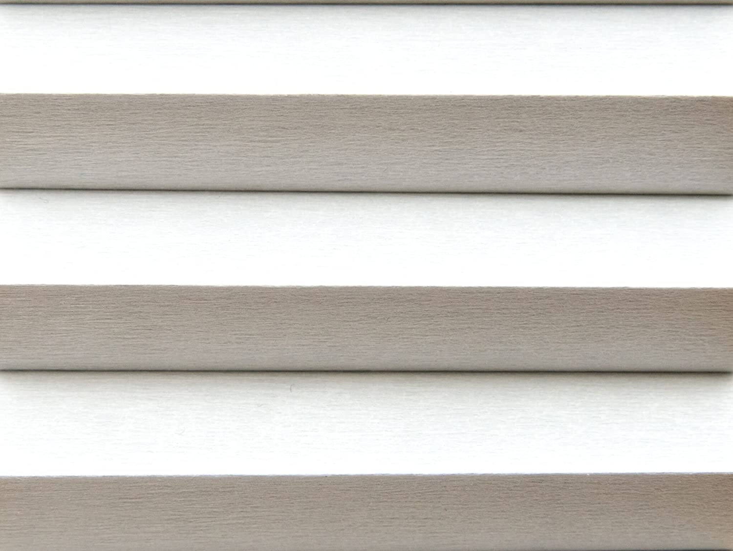 Cloud White Artisan Select No Tools Custom Cordless Cellular Blackout Shades 21 7//8 in x 72 in