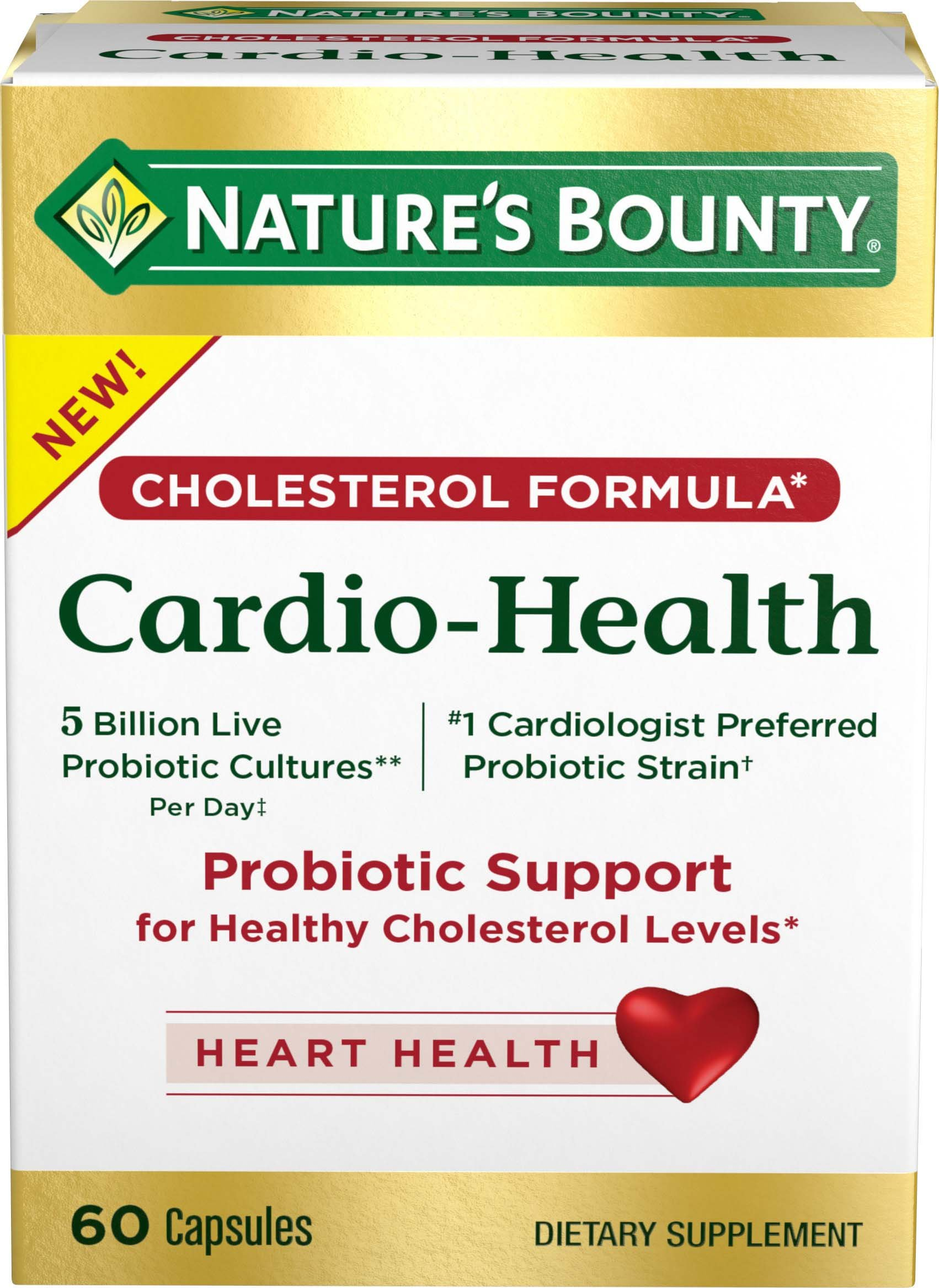 Cardio Health Nature S Bounty