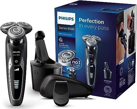 Máquina de afeitar que corta hasta un 20 % más de pelo en una sola pasada,El sistema de limpieza Sma