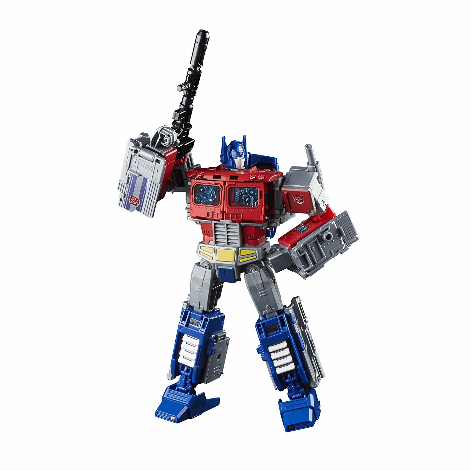 Transformers ~ Puissance de l/'Amorce Leader Class Optimus Prime ACTON FIGURE