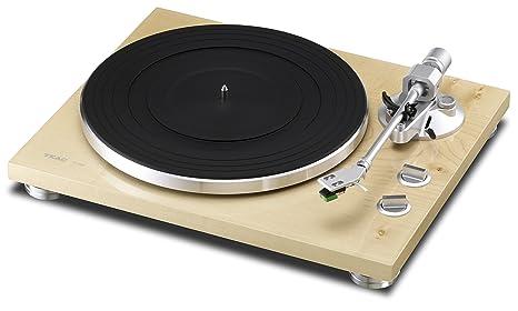 Teac TN-300-NA - Tocadiscos para equipo de audio (33/45 rpm, USB ...
