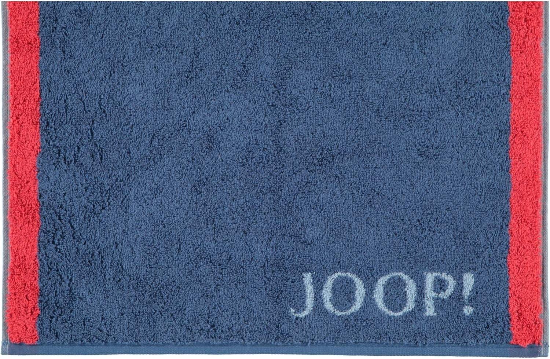 11 G/ästetuch 30x50 cm Handt/ücher Frame Contour 1676 Indigo Joop