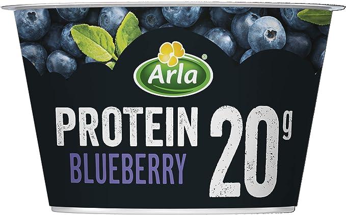 Arla Arla Protein Quark Arándanos, 200g (Refrigerado): Amazon ...