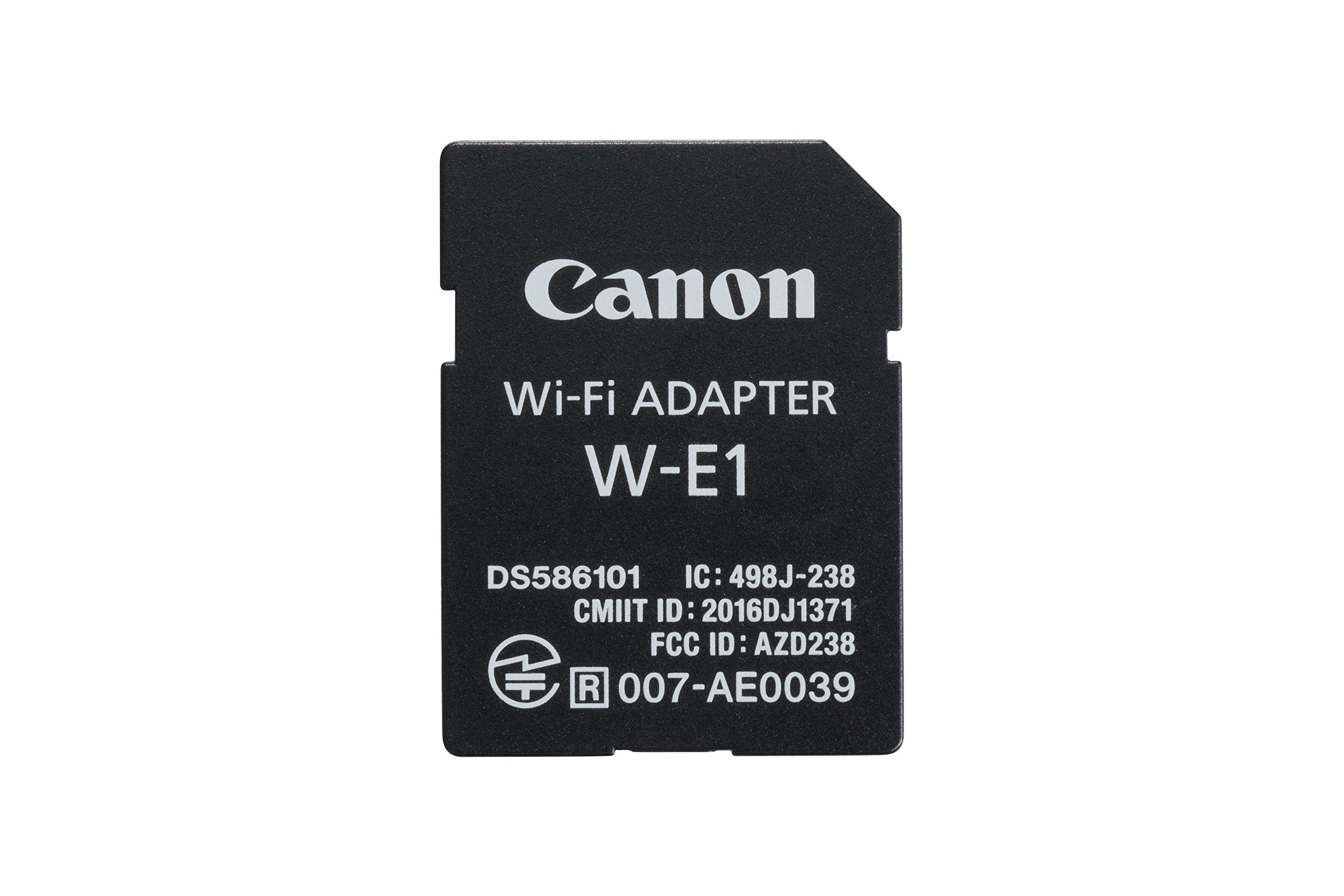 Canon Wi-Fi Adapter W-E1 (Renewed) by Canon