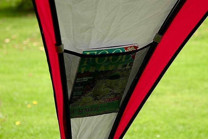Coleman Carpa Event Shelter, Cenador para Festivales, jardín y Camping, construcción Robusta de mástiles, Gazebo con protección Solar SPF 50+: Amazon.es: Jardín