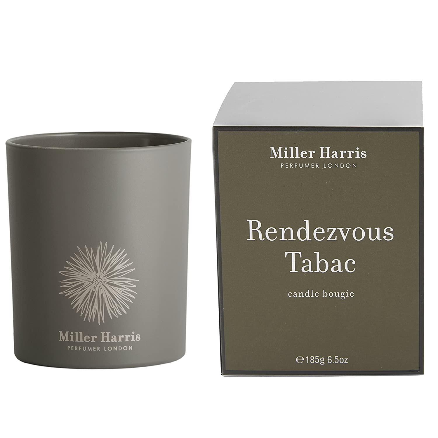 Miller Harris Rendezvous Tabac Candle 185 g LP/RT/240