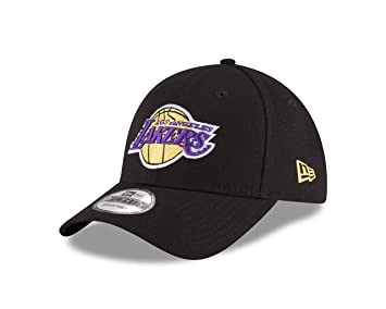 online store 62413 7e34b NBA Los Angeles Lakers The League 9Forty Adjustable Cap, Black, One Size