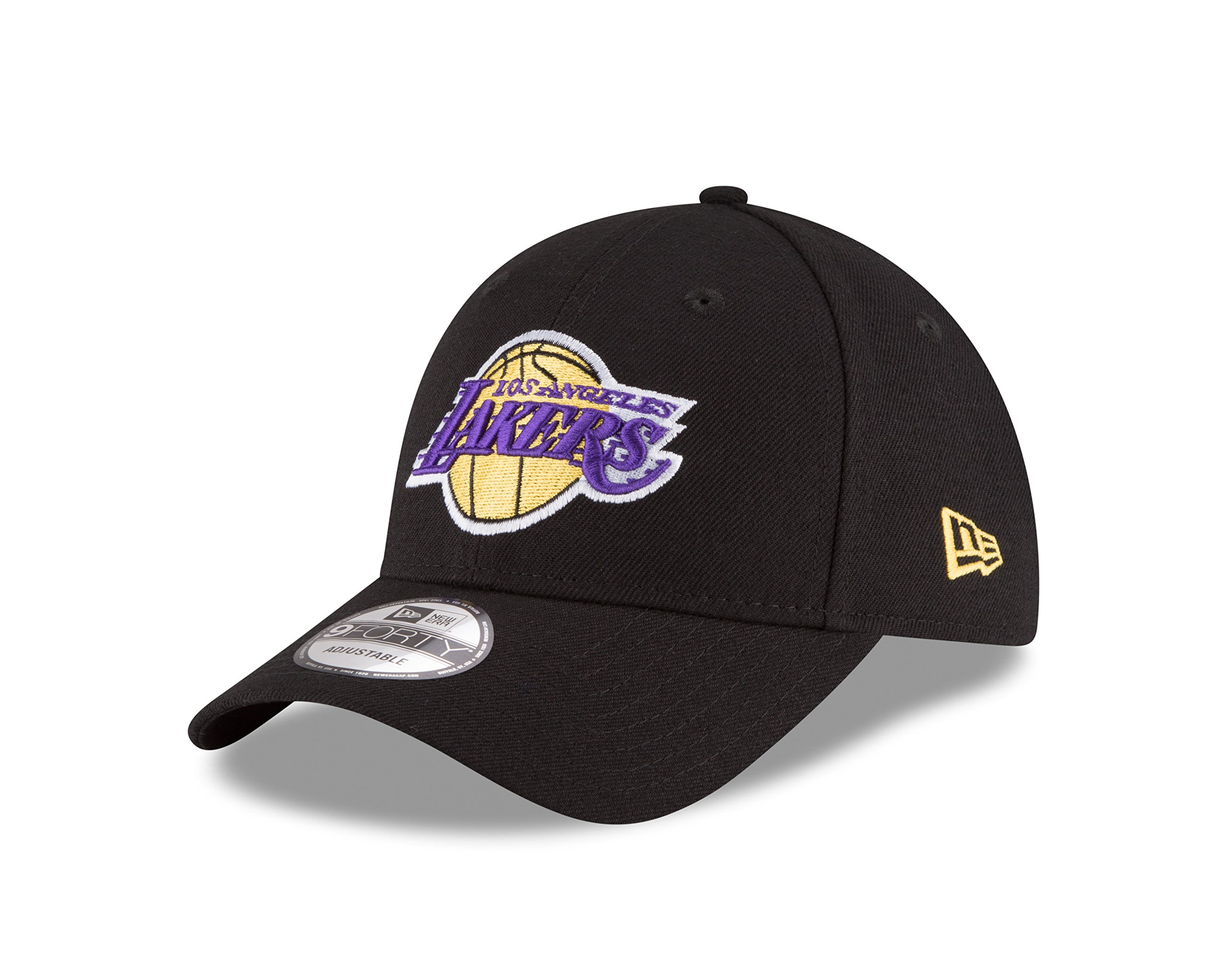 NBA Los Angeles Lakers The League 9Forty Adjustable Cap 3301aa7f84b0