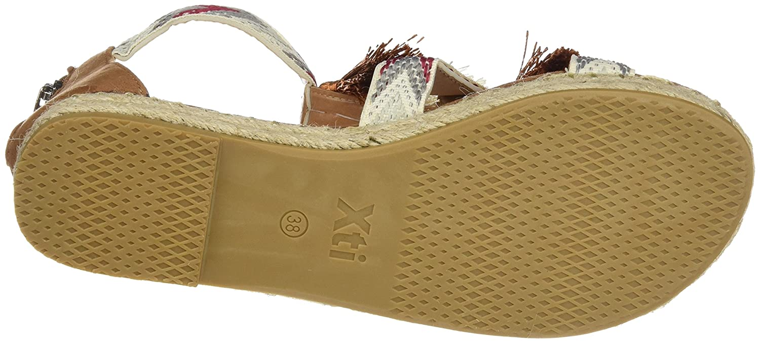 XTI Women Brown Sandals