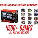 Snes classic modded 300+ games