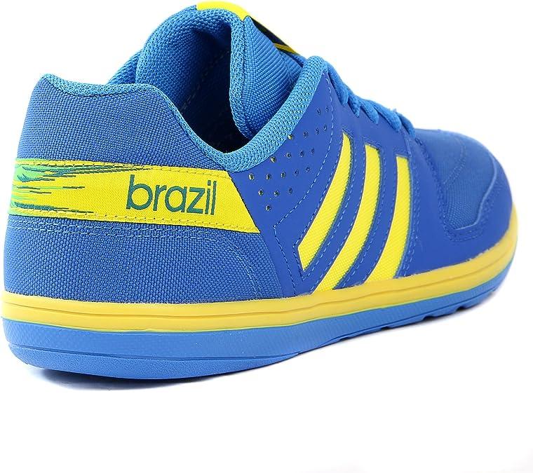 adidas Brasil Brazil FreeFootball Janeirinha Indoor Soccer