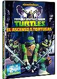 Las Tortugas Ninja: El Ascenso De Las Tortugas [DVD]