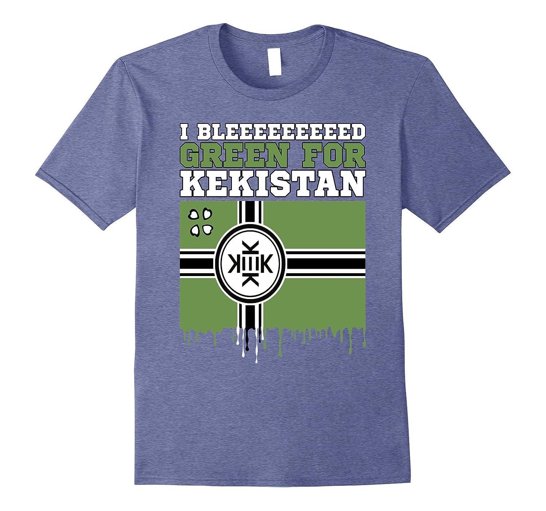 Kekistan Flag T-shirt Free Kek tee-CD