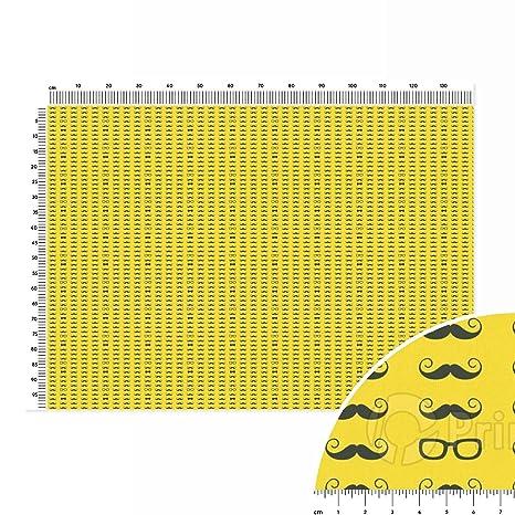 Cómo es este Plain algodón tela metro lineal (140 x 100 cm), color