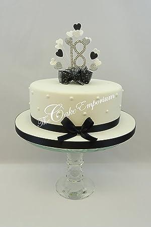 Kuchen Dekoration Kuchen Topper Burst Spray Mit 18 Geburtstag