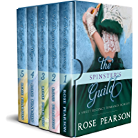 The Spinster's Guild : A Sweet Regency Romance Boxset (English Edition)