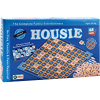 Ekta Housie Deluxe Board Game Family Game, Multi Color