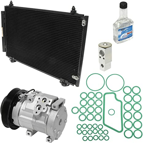 Universal aire acondicionado KT 3994b a/c compresor/Componente Kit