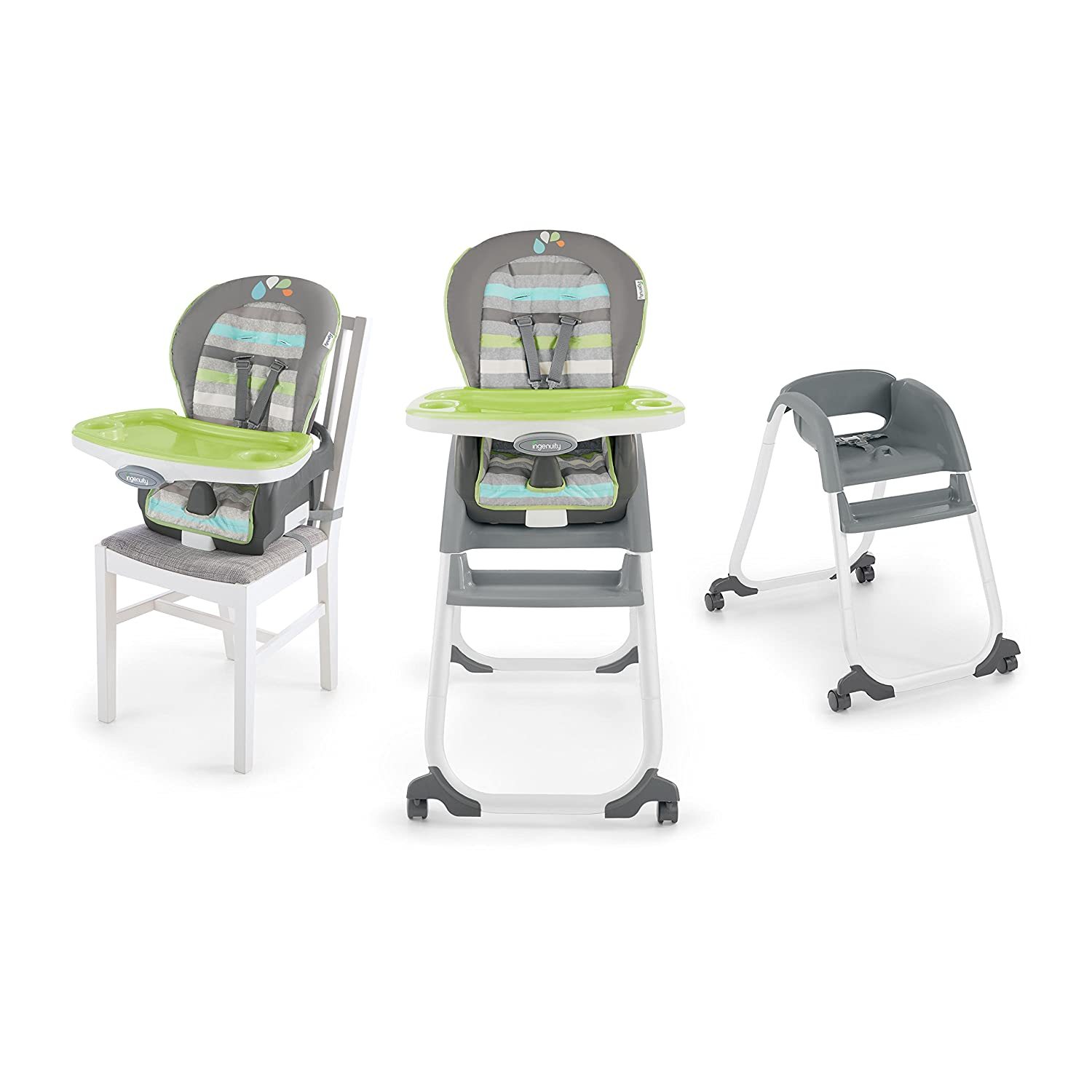 Ingenuity Trio Elite 3-In-1 High Chair Vesper Kids II - (Carson CA) 11605